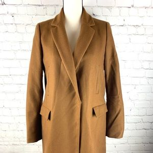 NWOT Zara Women's Brown Coat Size S
